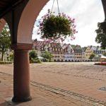 Freudenstadt Arkaden am Marktplatz
